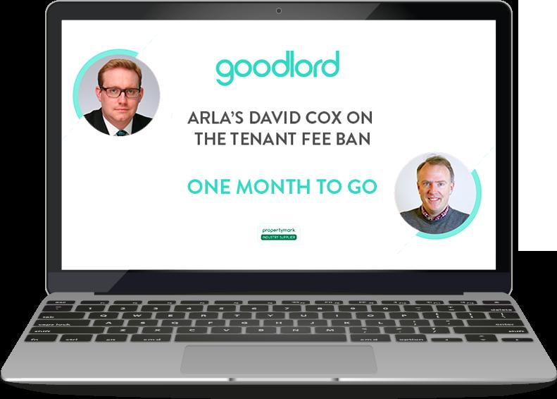 ARLA & Goodlord webinar: Tenant fee ban
