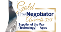 Gold - The Negotiator Awards